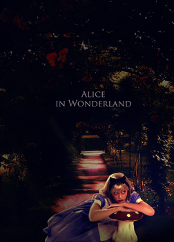 Alice in Wonderland 1 by Ischaemie