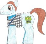 TCITW Ron The Intern, Ponified. by Rock-Raider