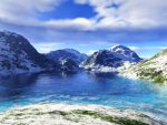 Antarctic_spring by Swaroop