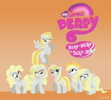 My Little Derpy by DocWario