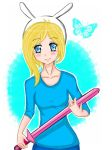 Fionna adventure time by veronica1134