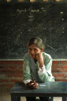 Old Teacher by PictureOfIndonesia