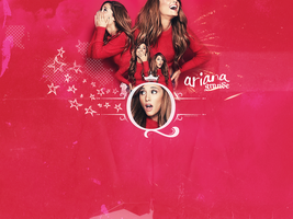 Collage Ariana Grande by theskyinside
