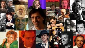 THE Rik Mayall by ILoveBrucieD