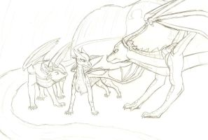 Wings of Fire- An Introduction by Dracaine
