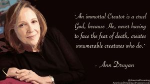 An Immortal Creator by AmericanDreaming