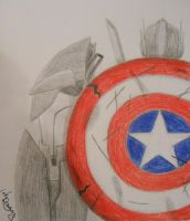 The First Avenger by inkdragon13