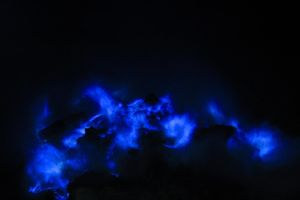 Blue Fire by ProfSmiles