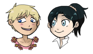 underappreciated characters yaaay by Sophy-Chan77