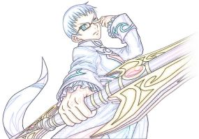 Hubert Oswell Colored by Animeshooter