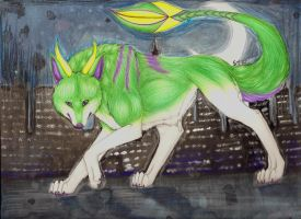 Trade with Queenofdragins by obsidianEMOtion