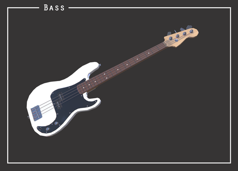 Bass by Nat-the-witch