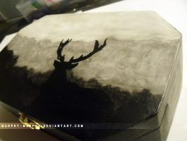 Outdoorsmen Keepsake Box by Murphy-Murphy