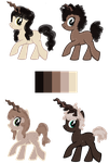 Deer adopts 5 points each -OPEN- by Rainbow-Fluffy