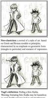 Yugi's Guide: Neoclassicism by Lizeth