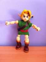 Young Link Sculped Action Figure by Tomistral