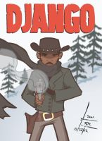 DJANGO by GroundUpStudios