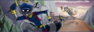 remade sly cooper scene from sly 3 by sanzaru by FCC93