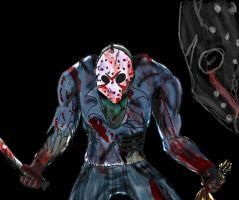 Jason Vorhees by Guyver89