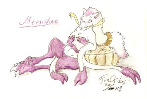 Mienshao by FoxOFWar
