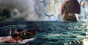 The Voyage of The Dawn Treader by Archer-AMS