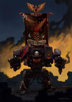 Blood Angels 2nd Company by Nord-Sol