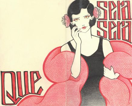 Moleskine - Que Sera Sera by Mischavie