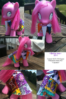 "Custom ""Cupcakes"" Pinkie Pie by Declan-kun"