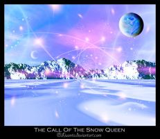 The call of the Snow Queen by Liuanta