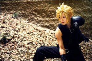 cloud strife_5 by kaname-lovers