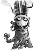 Hey you there pretty face... by Cirihtt