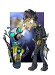 Invade the Borderlands by Bunnygirle26