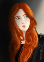 : Clary Fray : Mortal Instruments by Raven-Stag