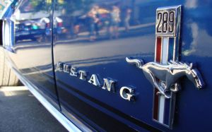 mustang 289 by CobaltGriffin