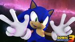 I'm Sonic! Sonic the Hedgehog! by itsHelias94