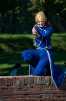 Riza Hawkeye Cosplay by Tanpopo89