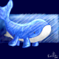 Almighty Wailord by Zalcoti