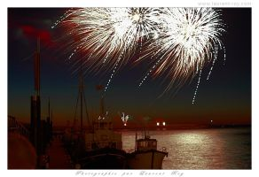 Fireworks - 003 by laurentroy