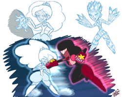 Steven Universe: Diamond's Special Power by PrincessCallyie