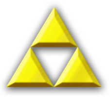 Triforce by ChupaCabraThing