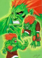 Blanka. by Joker-laugh