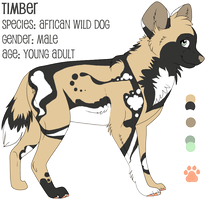 Timber ref - by Chuuwiii