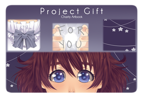 Project Gift- The gift of Giving by MizumiHisui
