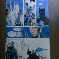Batman Hush page 88(unfinished)  by CreepingWorm