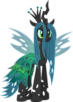 PoFM: Queen Chrysalis by Osipush