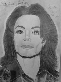 Michael Jackson by victorz1999