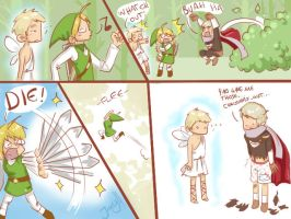 APH goes LOZ by Jacyll