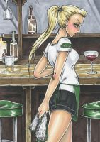 Sookie Stackhouse by Odins-Girl