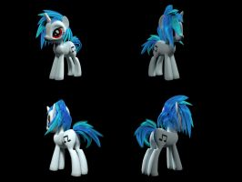 DJ Pon3_comp by Asarav