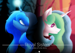 Royal Sisters - Two sides of one story by SiMonk0